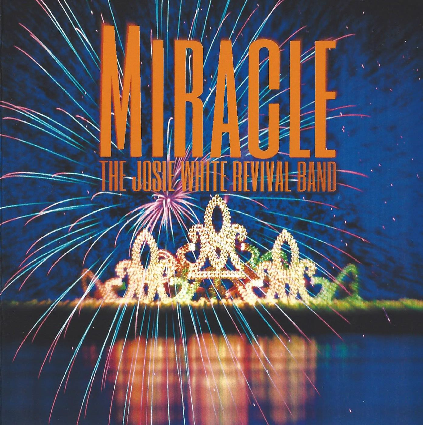 Cover der Miracle-CD